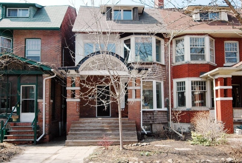 778 Shaw Street - Central Toronto - Christie Pits