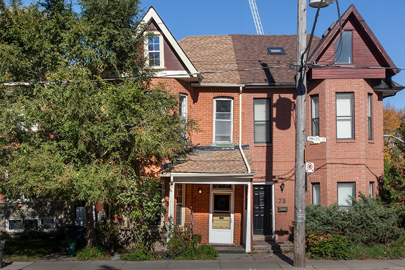 80 Annette Street - West Toronto - The Junction