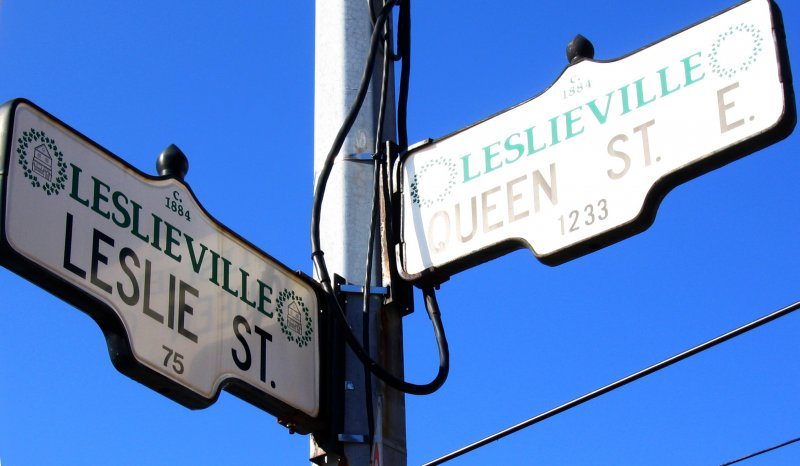 Leslieville Real Estate