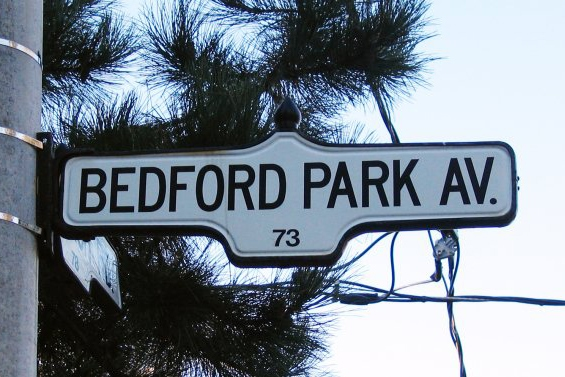 Bedford Park Real Estate