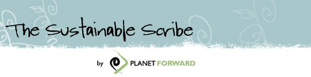 The Sustainable Scribe