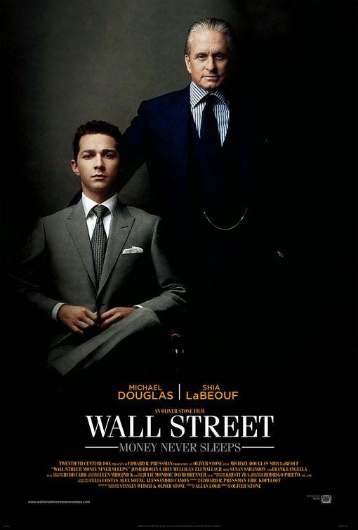 Watch Wall Street Money Never Sleeps 2010 Poster