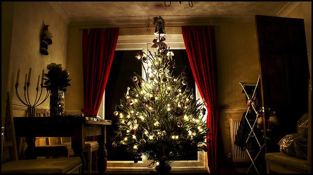 Christmas tree by ShedBOy