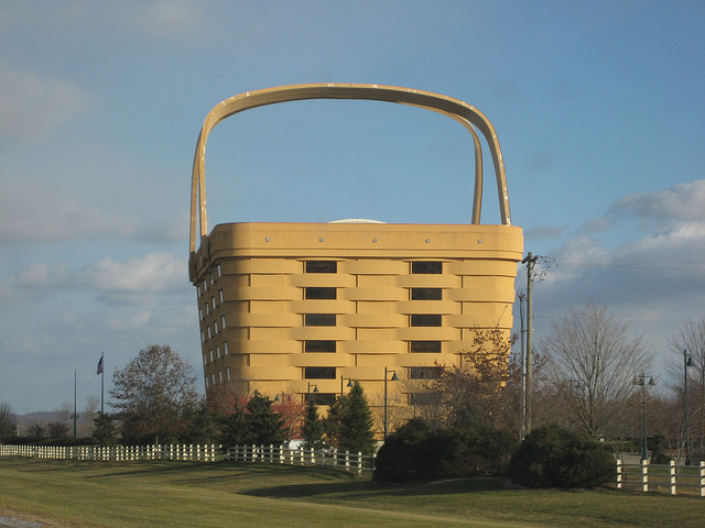 Longaberger Building by Minnemom