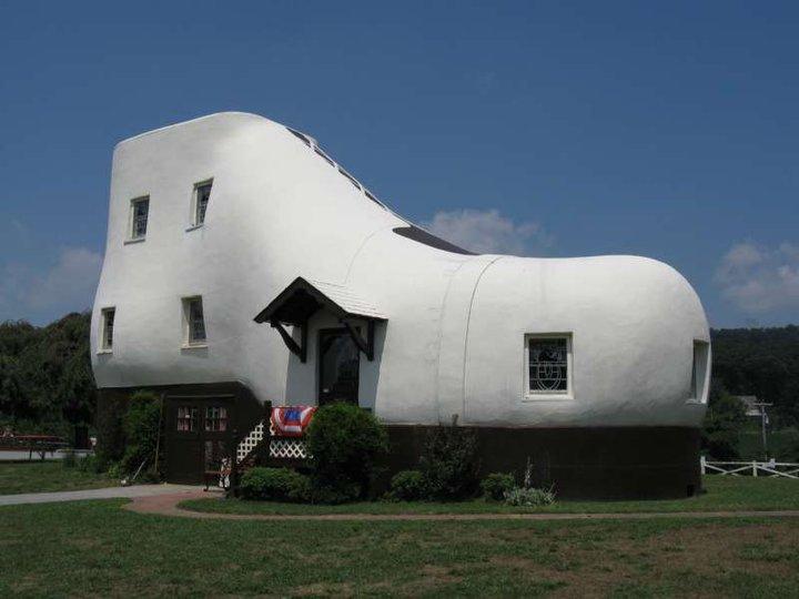 Shoe House by John Benedick