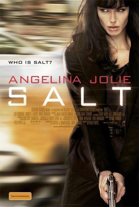 salt movie poster