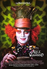 allice in wonderland poster