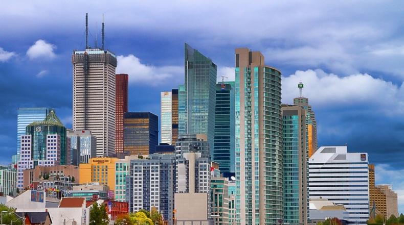 Central Toronto by JDB