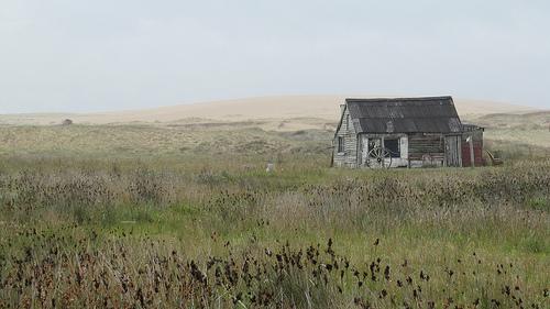 House in Cabo Polonio, Uruguay