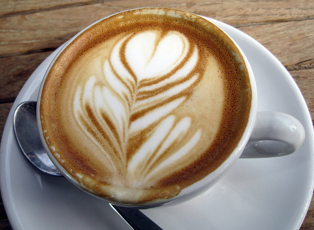 Latte Art by Coffee Hero