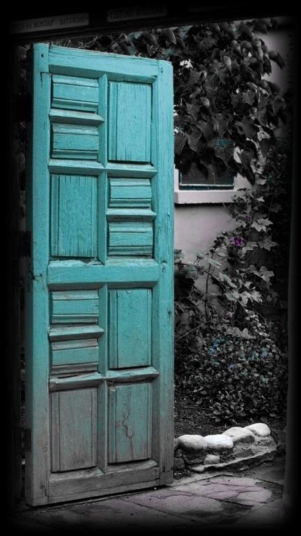 Open Door by Ken Bosma