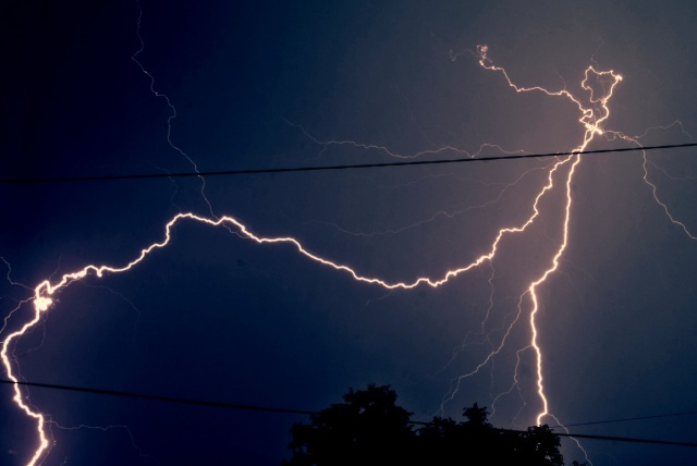 Storm by Slawek Puklo