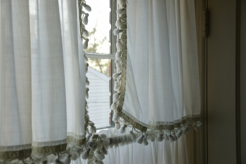 Curtain by Romana Klee
