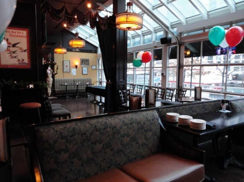 Watermark Pub Interior