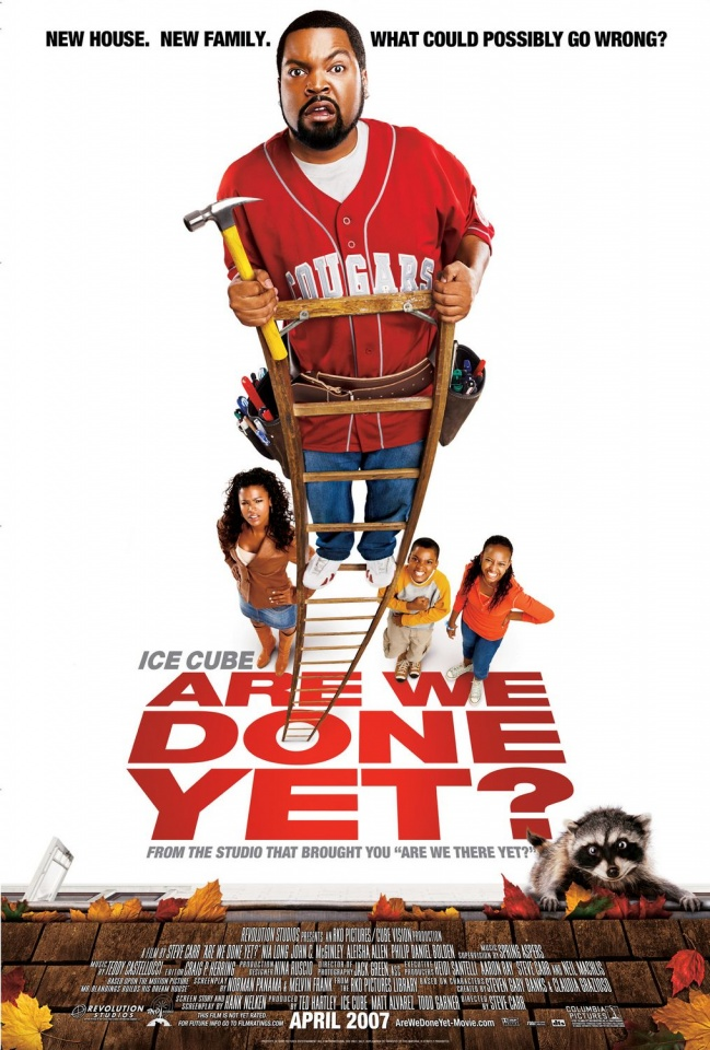Are We Done Yet  poster