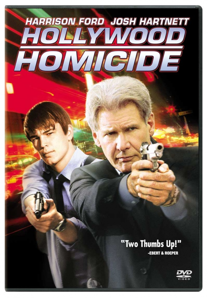 Hollywood Homicide  poster