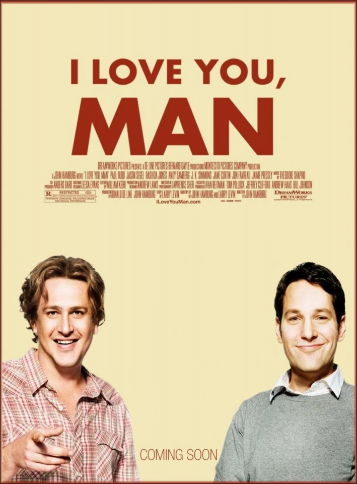 I Love You Man  poster