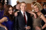 Being Erica  Erin Karpluk Erica Morgan Kelly Brent and Reagan Pasternak Julianne in Episode 301