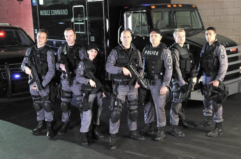 Flashpoint  Team One