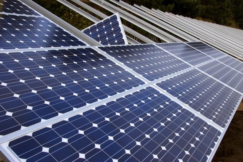Solar Panels by Oregon DOT