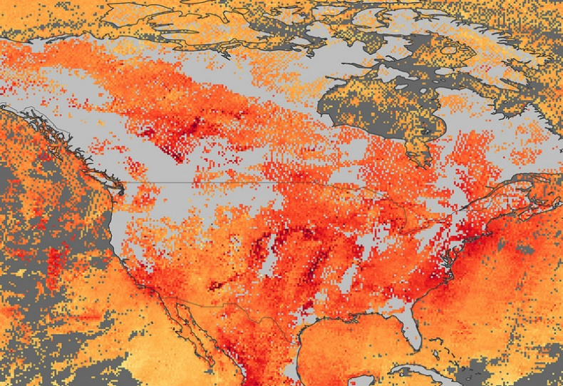 Pollution by NASA Goddard Space Flight Center