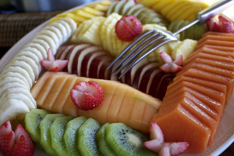 Fresh Fruit by Leyla a