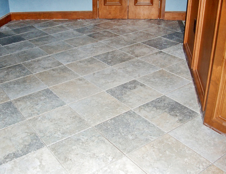 Ceramic Tile by Mtneer man