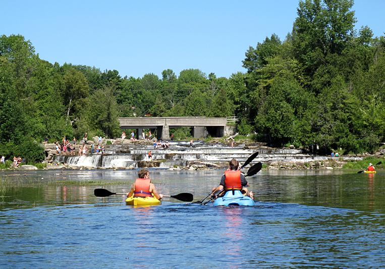 Canoe  Kayak by Bruce County