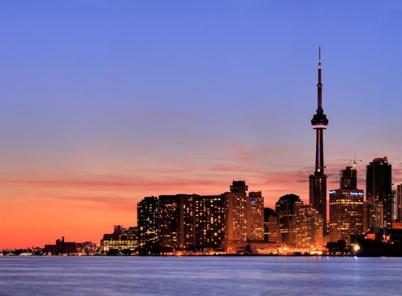 Toronto by Wikimedia Commons