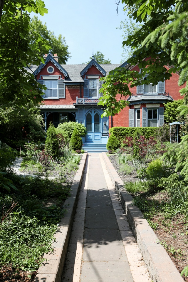 Cabbagetown house