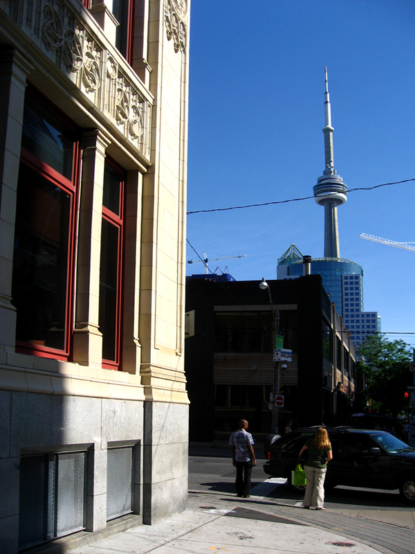 Downtown Toronto by Canuckistan