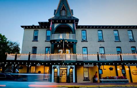 Gananoque Inn Spa