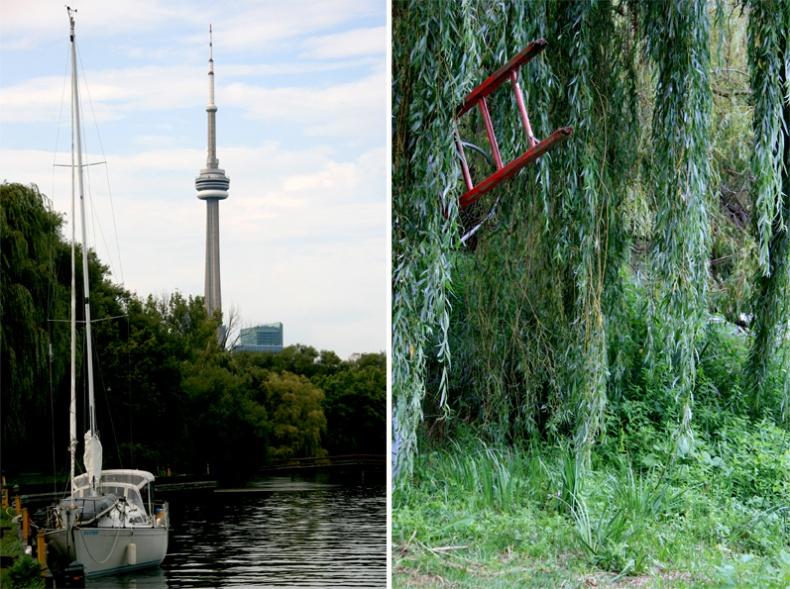 Parks on Toronto Islands