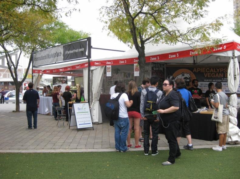 VegFest Booths1