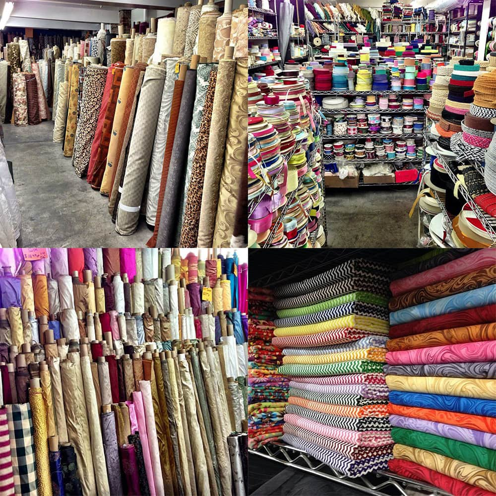 5 great toronto fabric stores for Fabric sellers