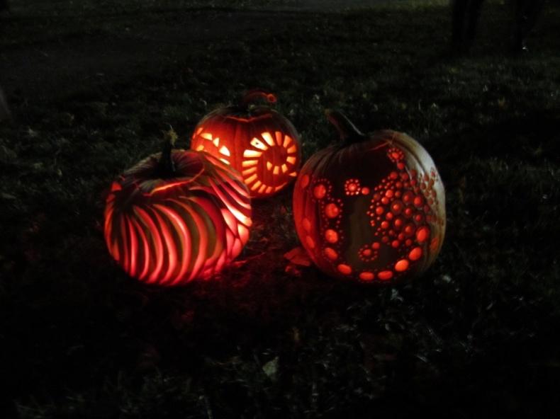 Sorauren Park Pumpkins