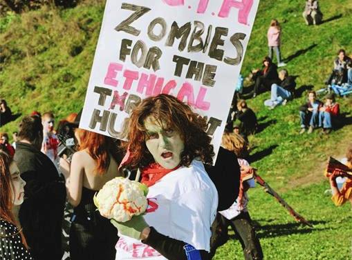 Zombie Run Training