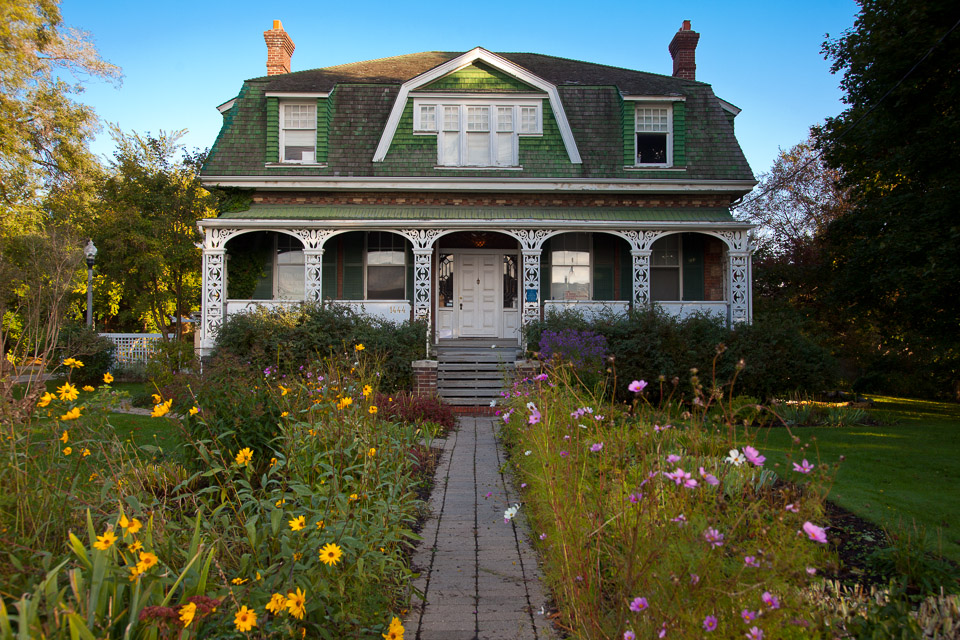 Sarah Ashbridge Cottage