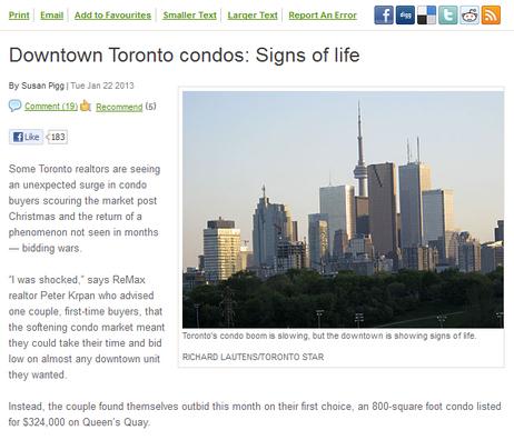 Downtown Toronto Screenshot