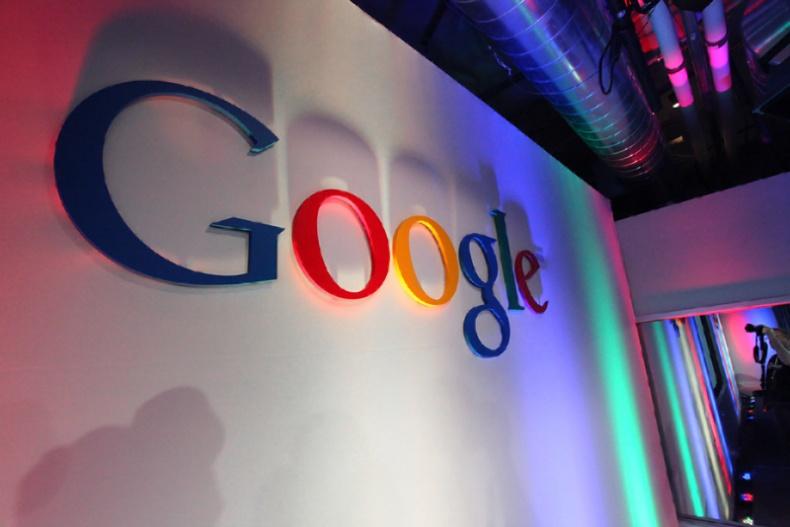 Google logo by Robert Scoble