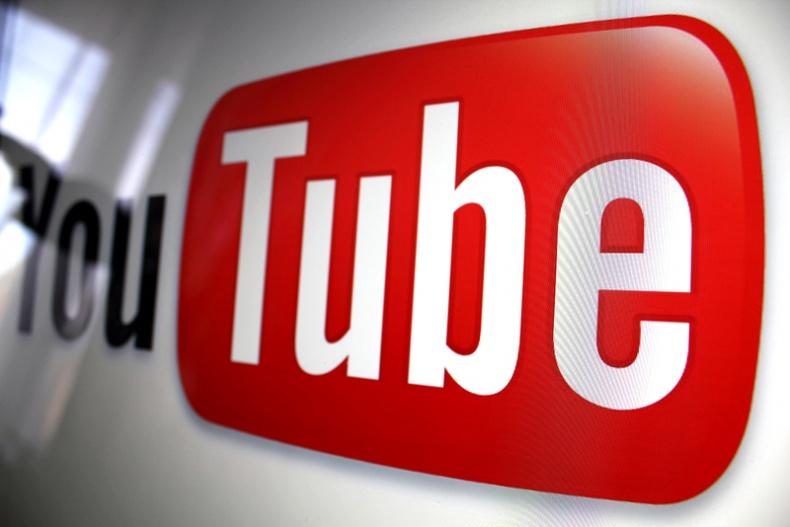 YouTube logo by Rego Korosi
