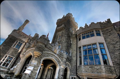 Casa Loma by Mauricio Photography