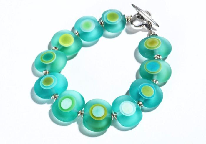 Chicklette Bracelet by Jill Cribbin