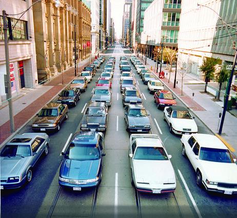 No More Traffic Jams