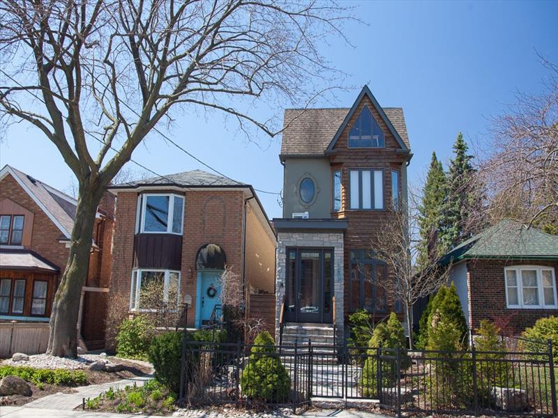 A Fairy Tale House