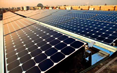 Solar panels by IntelPress