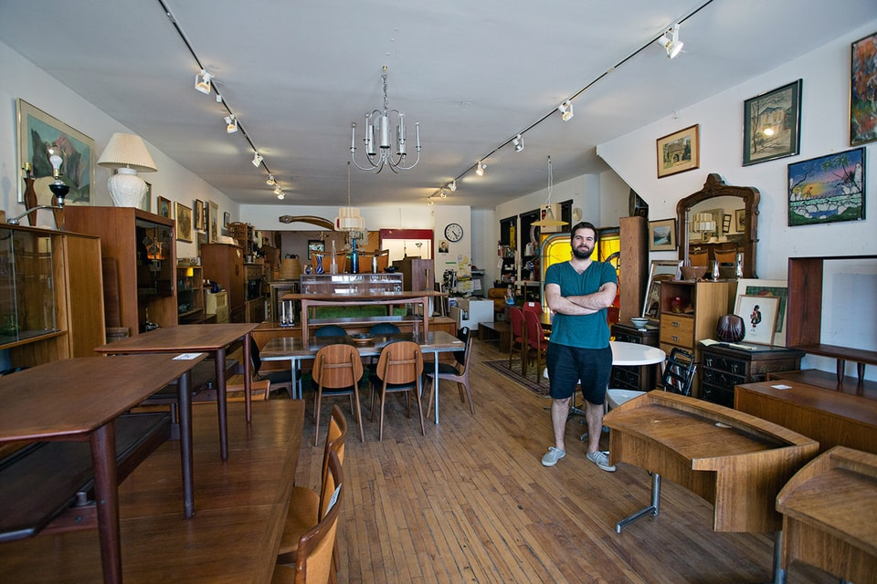Second Hand Furniture Stores In Toronto: GUFF