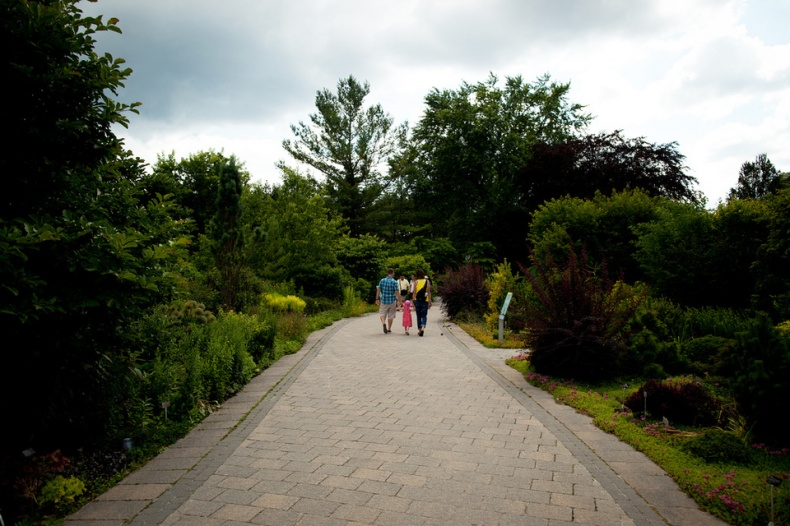 Walking Paths of Toronto Botanical Garden copy