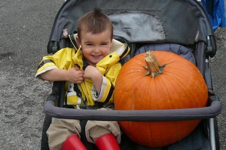 The JKT Pumpkin Patch 2009