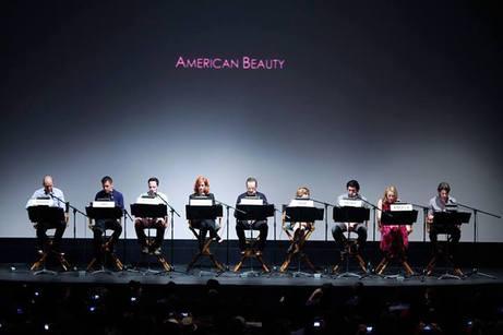 american beauty reading